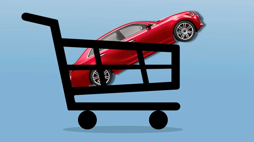 Tip for online car buying