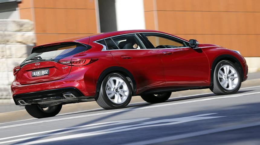 2020 INFINITI Q30 - Cars Home
