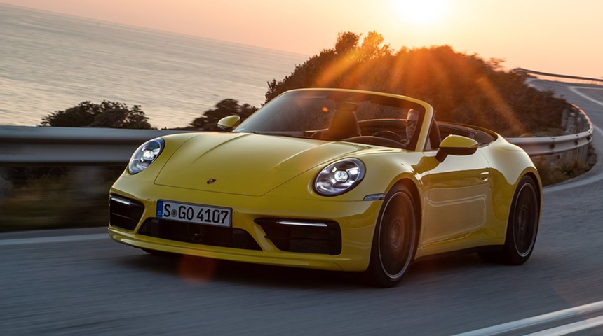 More About Porsche 911 Carrera S